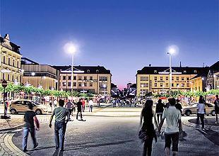 Public lighting POSEIDON CITY