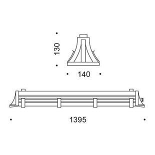 LF4 1395 rozměry