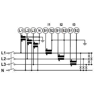 WM40 základní zapojení AV63 3Pn