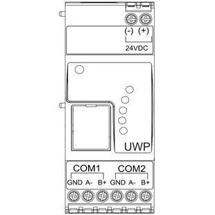 UWP30 - svorky