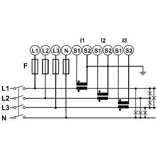 WM40 základní zapojení AV53 3Pn